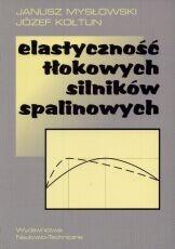 Okładka książki Elastyczność tłokowych silników spalinowych