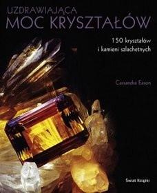 Okładka książki Uzdrawiająca moc kryształów