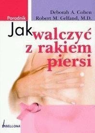 Okładka książki Jak walczyć z rakiem piersi