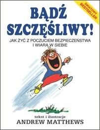 Okładka książki Bądź szczęśliwy!