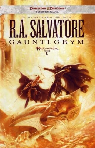 Okładka książki Gauntlgrym