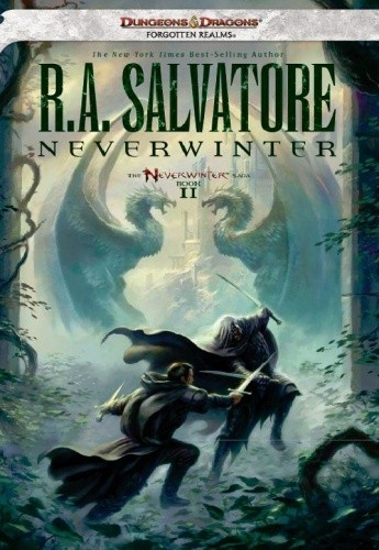 Okładka książki Neverwinter
