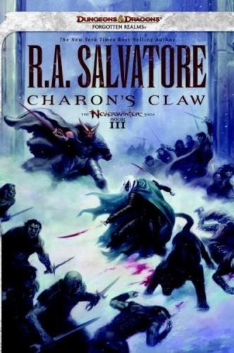 Okładka książki Charon's Claw