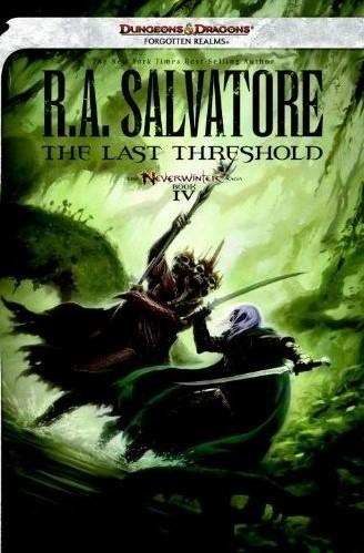 Okładka książki The Last Threshold