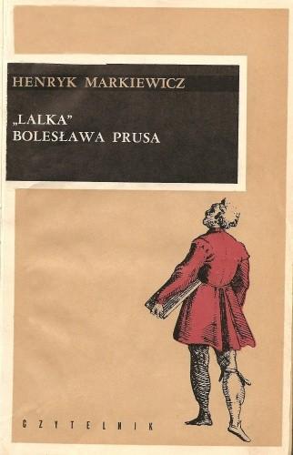 Okładka książki Lalka Bolesława Prusa
