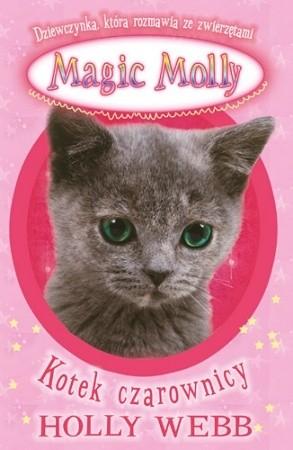 Okładka książki Magic Molly. Kotek czarownicy