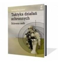 Okładka książki Taktyka działań ochronnych