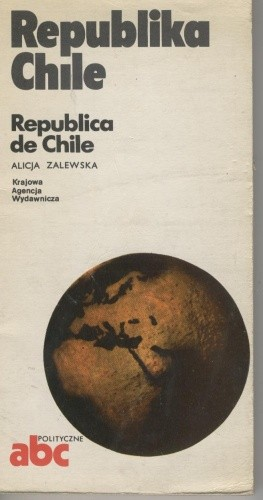 Okładka książki Republika Chile / República de Chile