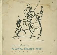 Okładka książki Polewka hrabiny Berty