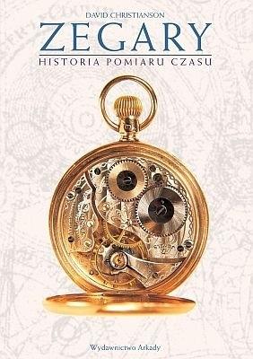 Okładka książki Zegary. Historia pomiaru czasu