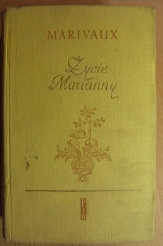Okładka książki Życie Marianny