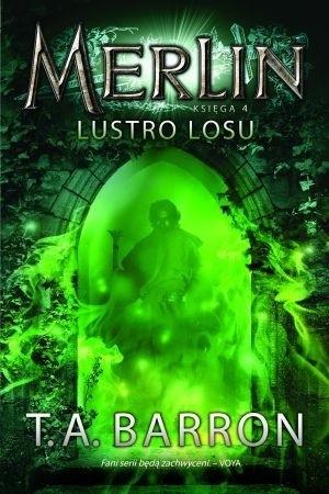 Okładka książki Lustro losu