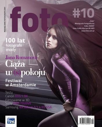 Okładka książki foto, nr 10/październik 2012