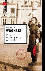 Okładka książki Pogrom w przyszły wtorek