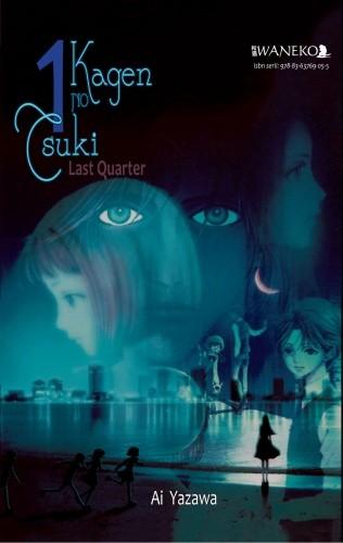 Okładka książki Kagen no Tsuki - Last Quater (1)