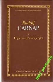 Okładka książki Logiczna składnia języka