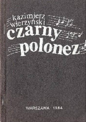 Okładka książki Czarny polonez