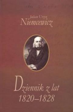 Okładka książki Dziennik z lat 1820-1828