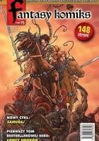 Fantasy Komiks t.15