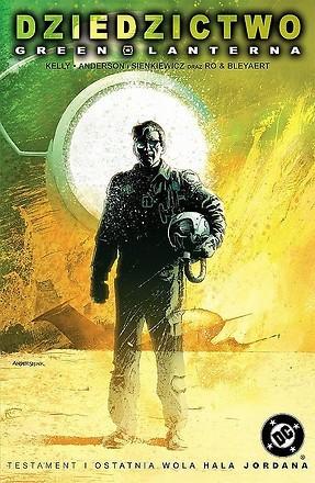 Okładka książki Dziedzictwo Green Lanterna