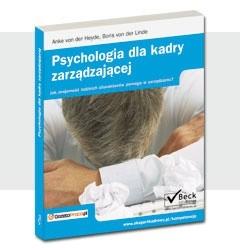 Okładka książki Psychologia dla kadry zarządzającej