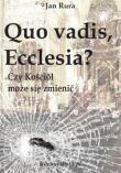 Okładka książki Quo vadis, Ecclesia? Czy Kościół może się zmienić