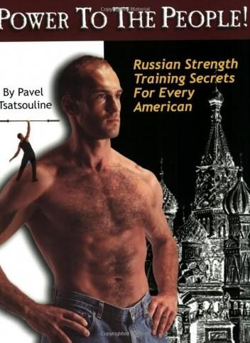 Okładka książki Power to the People!: Russian Strength Training Secrets for Every American