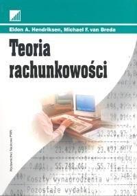 Okładka książki Teoria rachunkowości
