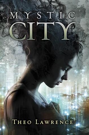 Okładka książki Mystic City