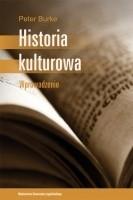 Okładka książki Historia kulturowa. Wprowadzenie