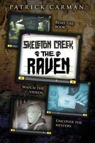 Okładka książki The Raven
