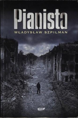 Okładka książki Pianista