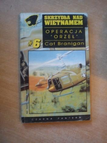 Okładka książki Operacja Orzeł