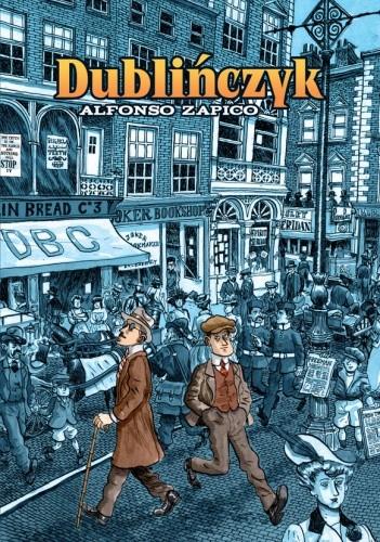 Okładka książki Dublińczyk