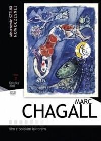 Okładka książki Mistrzowie sztuki nowoczesnej. Marc Chagall