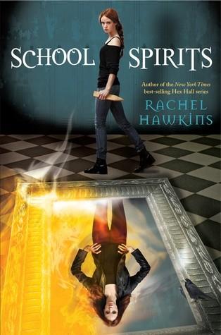 Okładka książki School Spirits