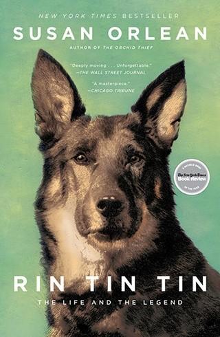 Okładka książki Rin Tin Tin: The Life and the Legend