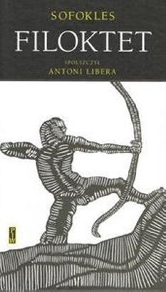Okładka książki Filoktet