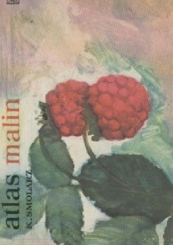 Okładka książki Atlas malin