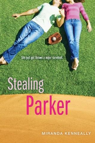 Okładka książki Stealing Parker