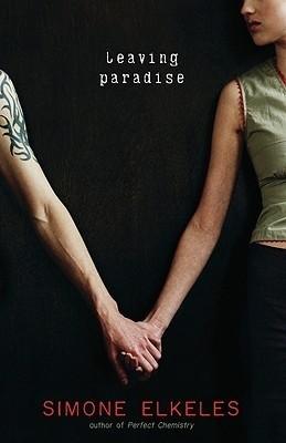 Okładka książki Leaving Paradise