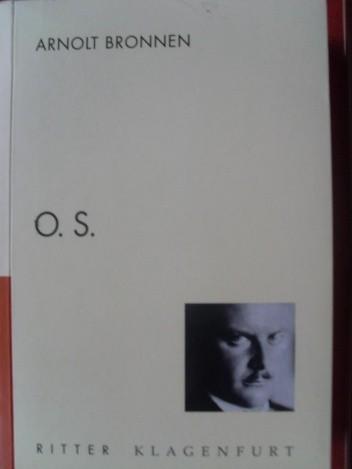 Okładka książki O.S.