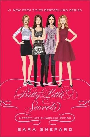 Okładka książki Pretty Little Secrets