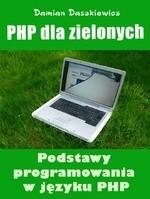 Okładka książki PHP dla zielonych
