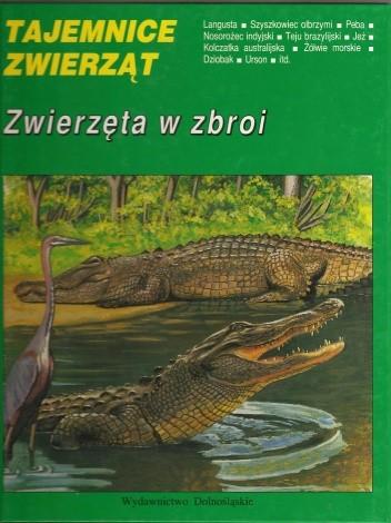 Okładka książki Zwierzęta w zbroi