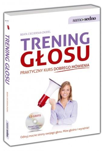 Okładka książki Trening głosu