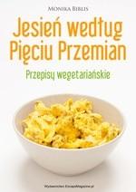 Okładka książki Jesień według Pięciu Przemian. Przepisy wegetariańskie