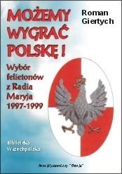Okładka książki Możemy wygrać Polskę