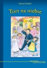Okładka książki Tort na niebie