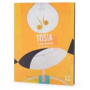Okładka książki Tosia i żarówka